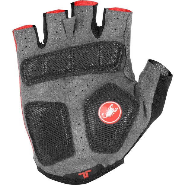 Castelli Entrata Handschuhe red