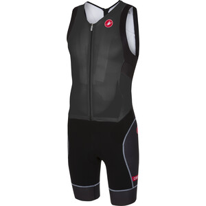 Castelli Free Sanremo Sleeveless Suit Men black black