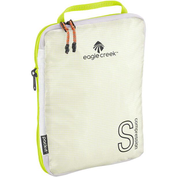 Eagle Creek Pack-It Specter Tech Compression Cube Set S/M white/strobe