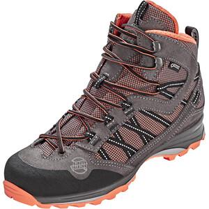 Hanwag Belorado II Mid GTX Schuhe Damen asphalt/orink asphalt/orink