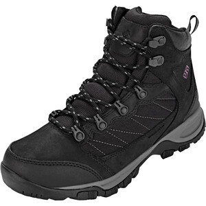 Columbia Cascade Pass WP Schuhe Damen black/intense purple black/intense purple
