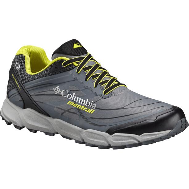 Columbia Caldorado III Outdry Schuhe Herren ti grey steel/zour