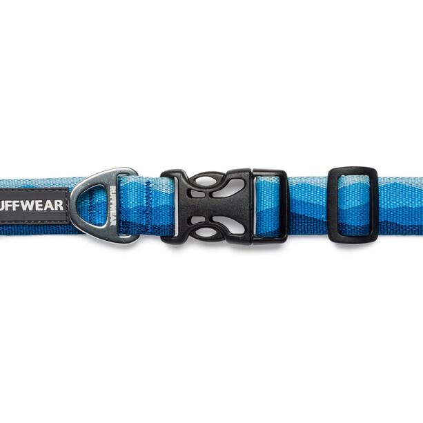 Ruffwear Hoopie Halsband blue mountains