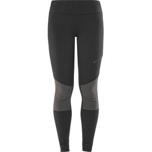 Columbia Titan Peak Trekking Leggings Damen black/shark black/shark