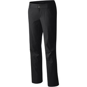 Columbia Saturday Trail Pantalon Femme, noir noir