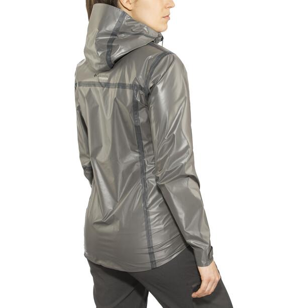 Columbia OutDry Ex Plus Tech Veste shell Femme, gris