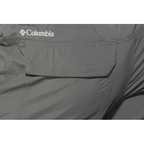 Columbia Silver Ridge II Zip-Off Hose Herren grill