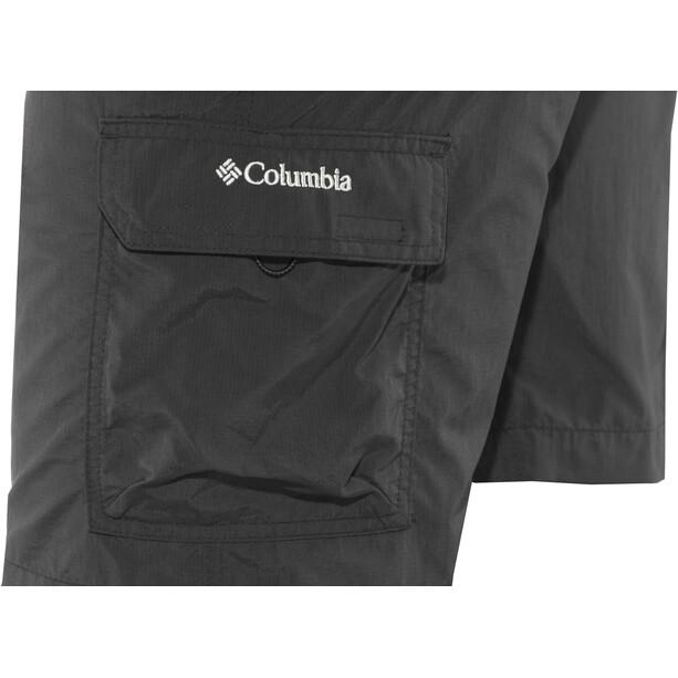 Columbia Silver Ridge II Cargo Shorts Herren schwarz