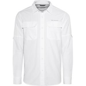 Columbia Silver Ridge II Langarmhemd Herren white white