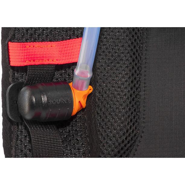 SOURCE Fuse Trinkrucksack 3+9l black/orange