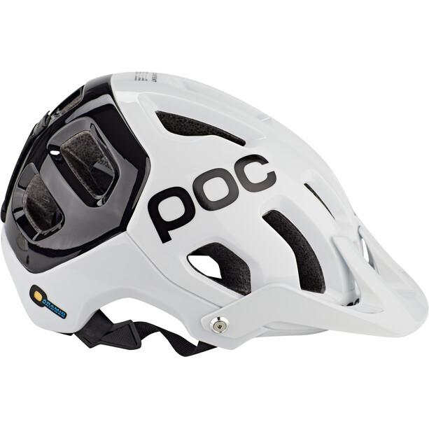 POC Tectal Race Spin Helm hydrogen white/uranium black