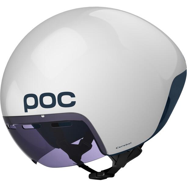 POC Cerebel Helmet vit