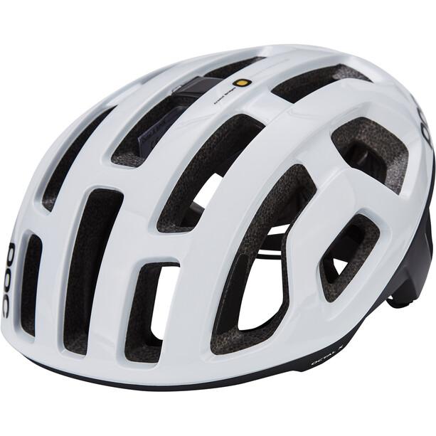 POC Octal X Spin Helm hydrogen white