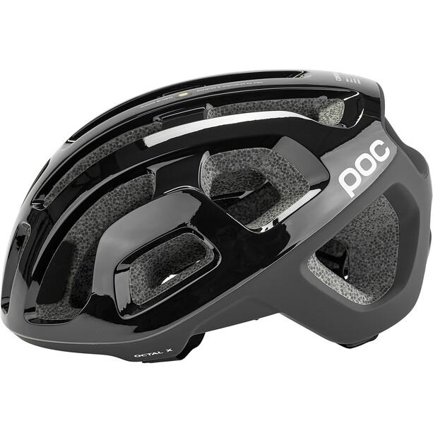 POC Octal X Spin Helm uranium black