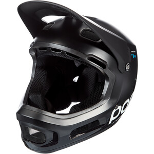 POC Coron Air Spin Helm uranium black uranium black