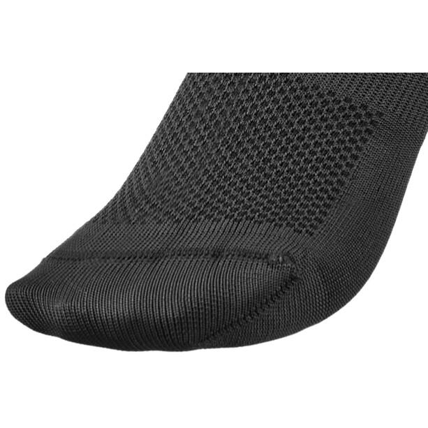 POC Essential Road Chaussettes hautes, noir