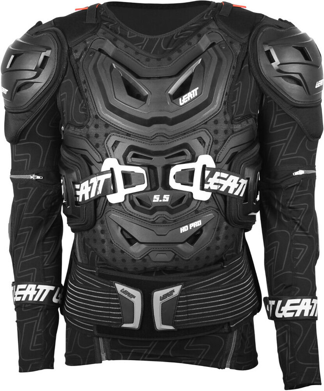 Leatt 5.5 Body Protector black XXL 2018 Accessoires