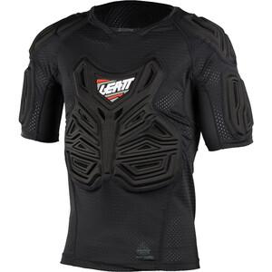 Leatt Roost Protektor Kurzarmshirt black black