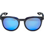 100% Campo Brille polished translucent blue | mirror
