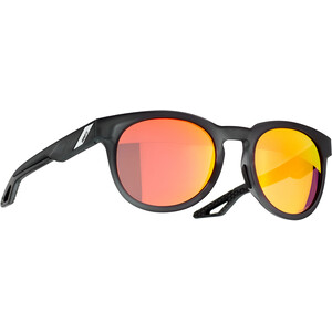 100% Campo Glasögon svart/röd svart/röd