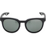 100% Campo Brille soft tact black | grey peakpolar
