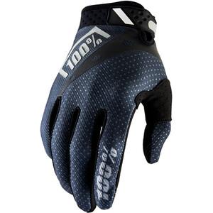 100% Ridefit Handschuhe black black