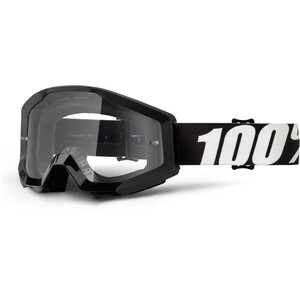 100% Strata Goggles outlaw-clear outlaw-clear