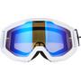 100% Strata Goggles equinox-mirror