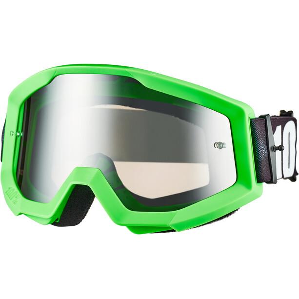 100% Strata Goggles arkon-mirror