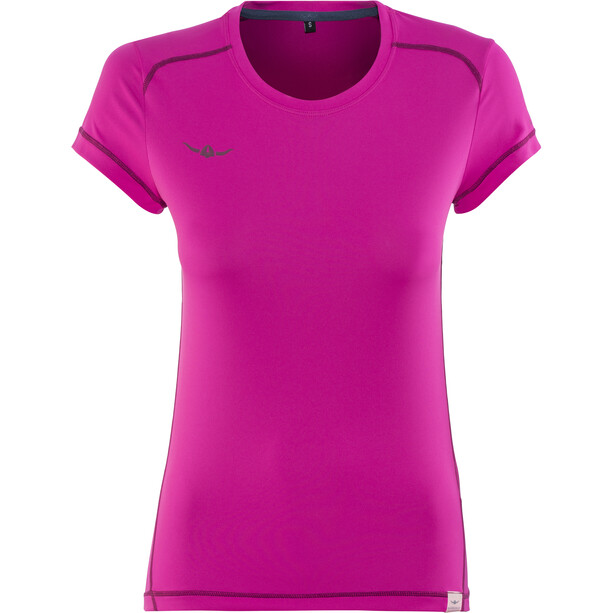 Kaikkialla Tiina SS Shirt Dam pink