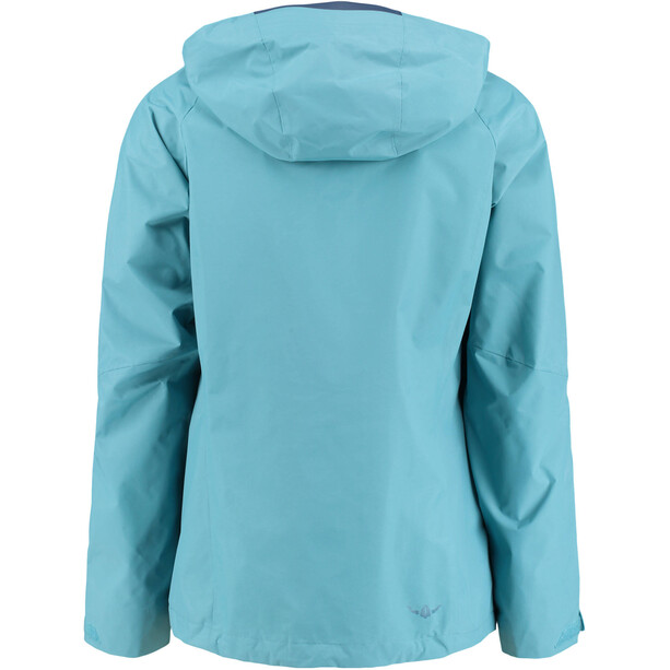 Kaikkialla Viljo 2,5 Layer Jacket Herr smoke blue