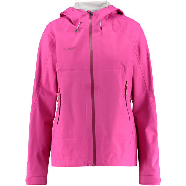 Kaikkialla Verna 2,5 Layer Jacket Dam pink