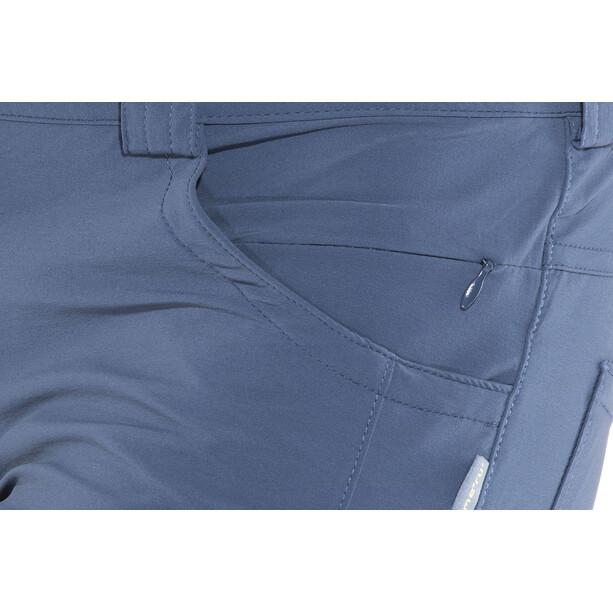 Meru Alzira Zip-Off Housut Naiset, sininen