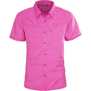 Meru Melissia Blusa SS funcional Mujer, rosa rosa