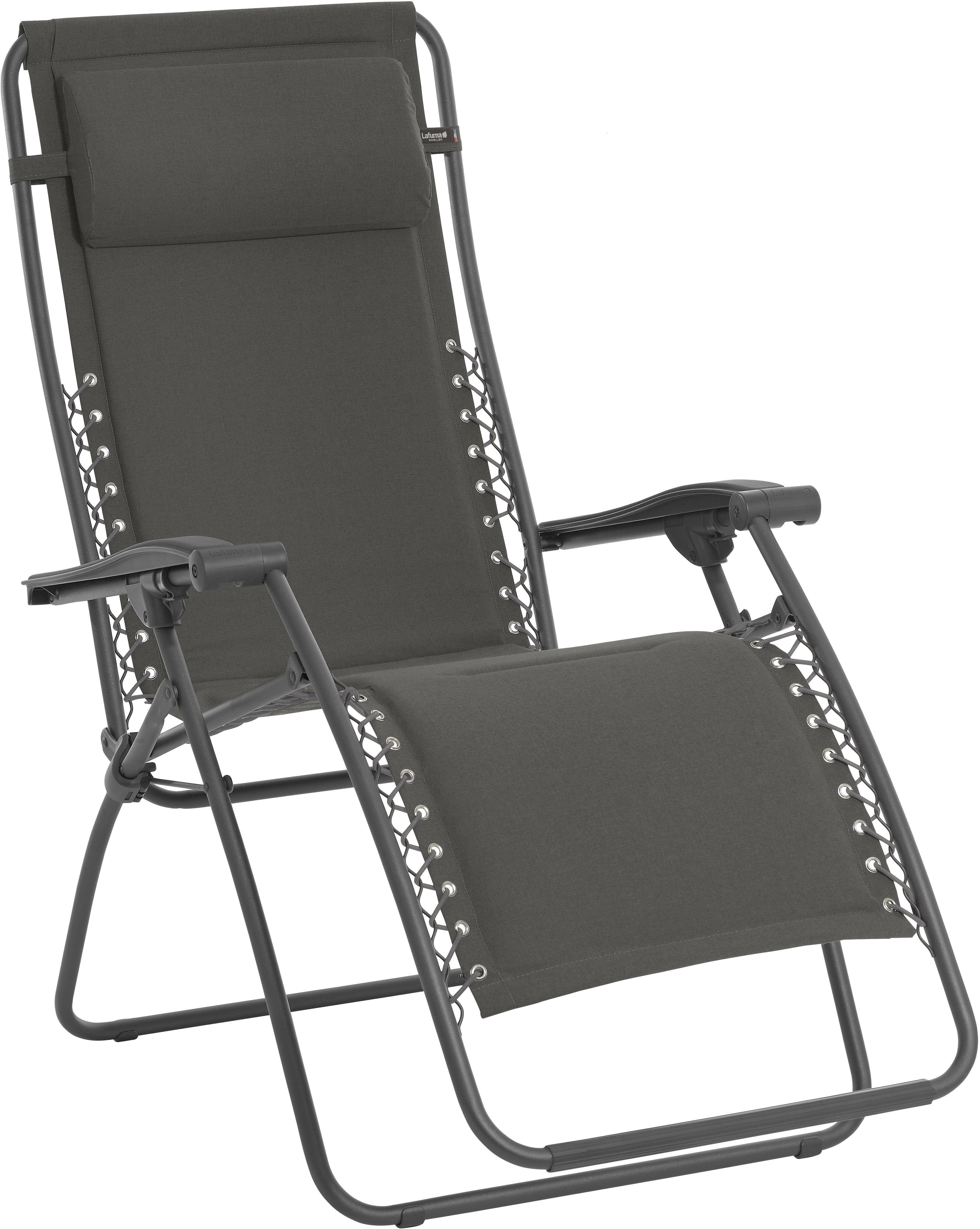 lafuma mobilier rsx si ge camping noir sur. Black Bedroom Furniture Sets. Home Design Ideas
