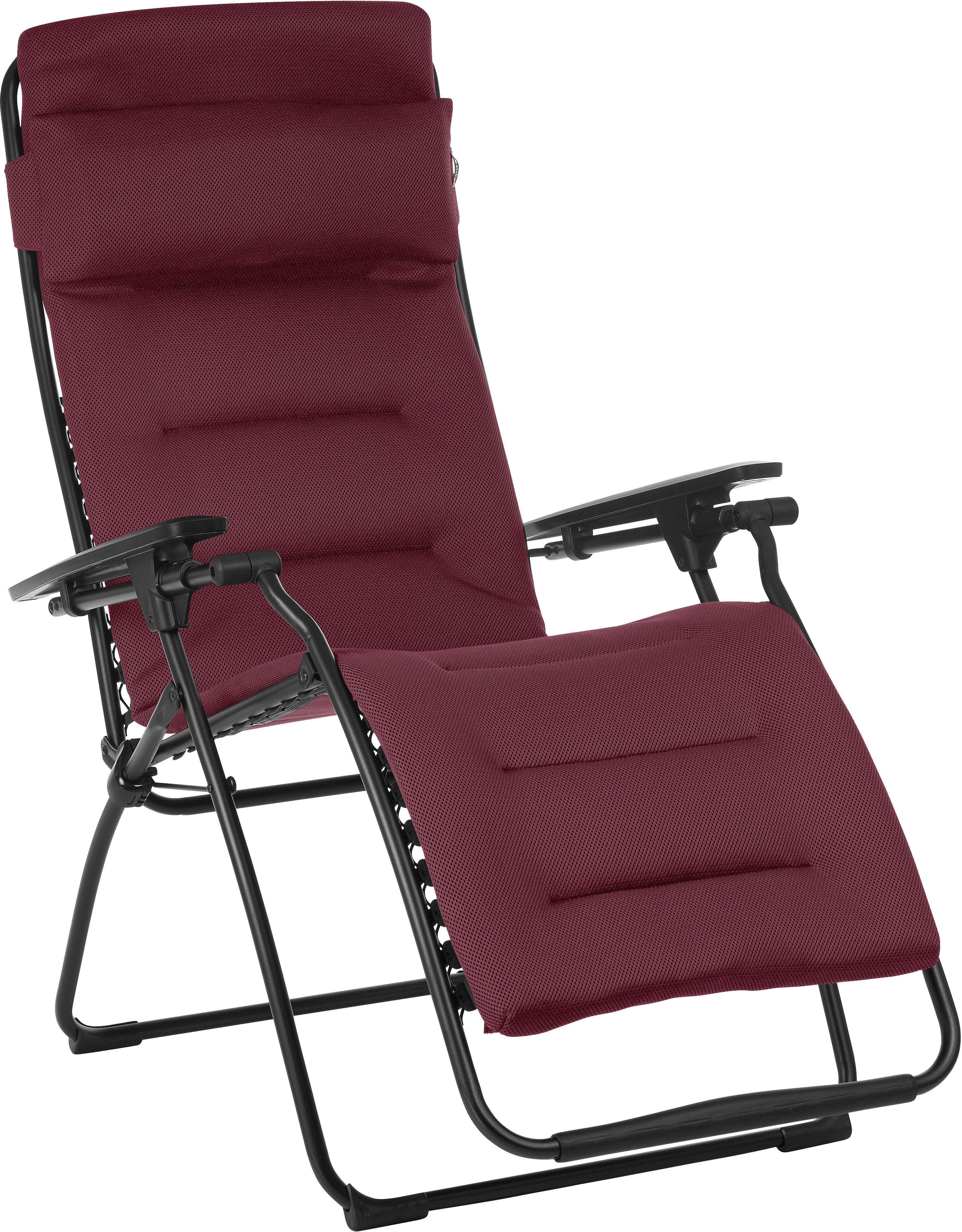lafuma mobilier futura klappstuhl air comfort bordeaux. Black Bedroom Furniture Sets. Home Design Ideas