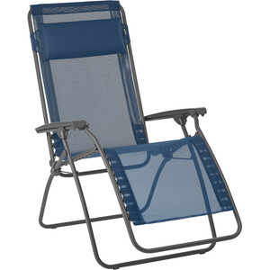 Lafuma Mobilier R Clip Relaxsessel Batyline blau/grau blau/grau