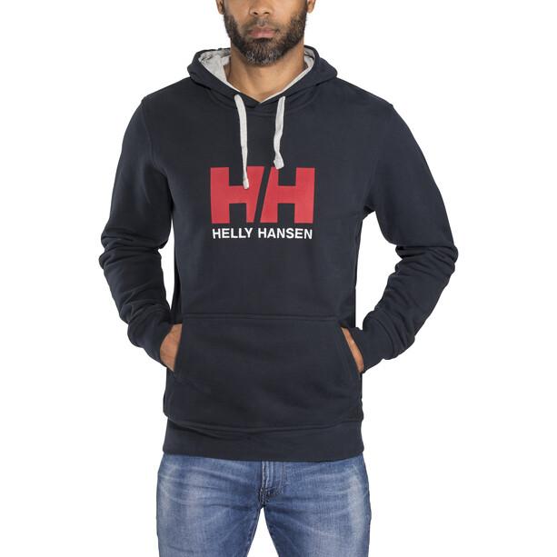 Helly Hansen HH Logo Hoodie Herren navy
