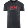 Helly Hansen Logo T-shirt Herr navy