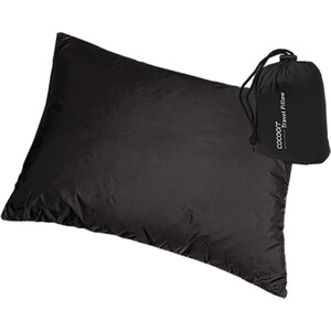 Cocoon Travel Pillow Synthetic Medium charcoal charcoal