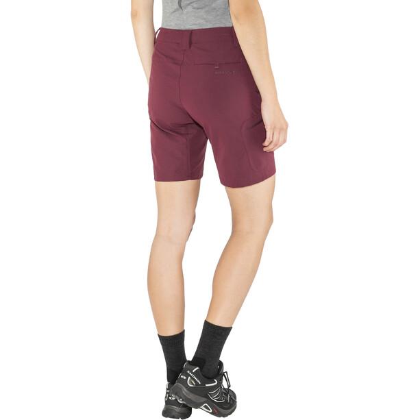 Mammut Hiking Shorts Dam violett