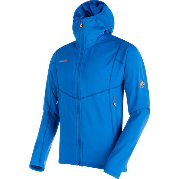 Mammut Eiswand Advanced ML Hooded Jacket Herr ice