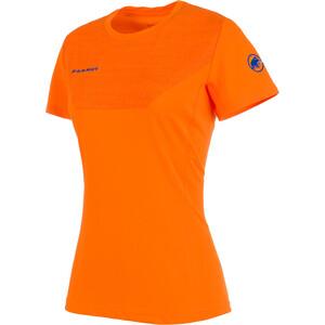 Mammut Moench Light T skjorte Dame Orange Orange