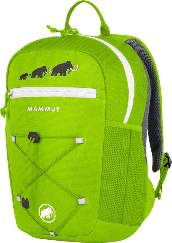 Mammut Kids First Zip Backpack 16l sprout  2018 Reisesekker