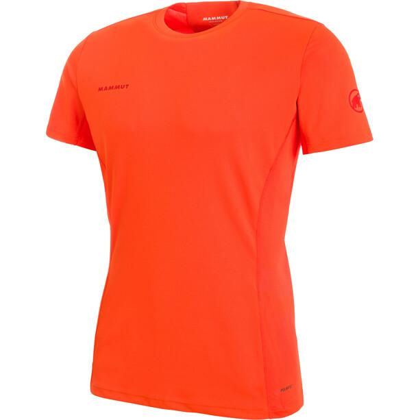 Mammut Sertig T-Shirt Herren dark orange-dark orange