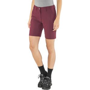 Mammut Hiking Shorts Damen merlot merlot