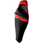 Mammut Nordic Down 3-Season Makuupussi 195cm, punainen/musta