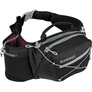 Mammut Lithium Hüfttasche 3l schwarz schwarz