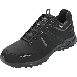 Mammut Ultimate Pro Low GTX kengät Naiset, musta musta