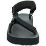 Teva Midform Universal Sandaalit Naiset, black